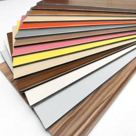 Екстериорни алуминиеви композитни панели