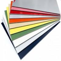 Интериорни алуминиеви композитни панели