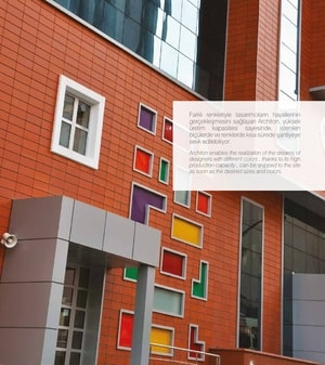 керамични фасади