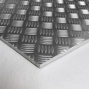 рифелова алуминиева ламарина